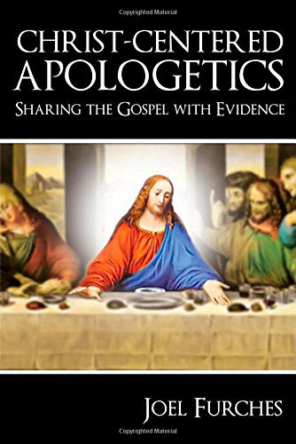 book cover christ centered apologetics